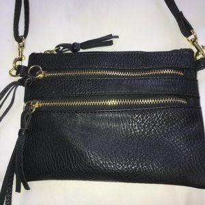 Handbags - Black bag.